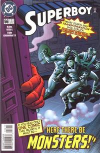 Cover Thumbnail for Superboy (DC, 1994 series) #56 [Direct Sales]