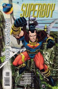 Cover Thumbnail for Superboy (DC, 1994 series) #1,000,000 [Direct Sales]