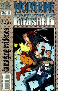 Cover Thumbnail for Wolverine and the Punisher: Damaging Evidence (Marvel, 1993 series) #1