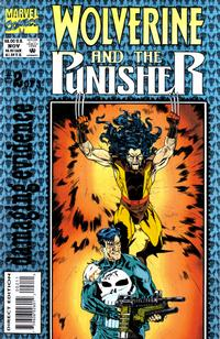 Cover Thumbnail for Wolverine and the Punisher: Damaging Evidence (Marvel, 1993 series) #2