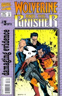 Cover Thumbnail for Wolverine and the Punisher: Damaging Evidence (Marvel, 1993 series) #3