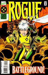 Cover Thumbnail for Rogue (Marvel, 1995 series) #2 [Direct Edition]