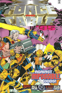 Cover Thumbnail for X-Force and Cable '95 (Marvel, 1995 series) #1