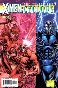 Cover Thumbnail for X-Men: Search for Cyclops (Marvel, 2000 series) #4