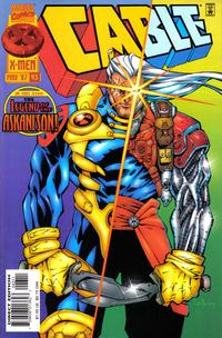 Cover Thumbnail for Cable (Marvel, 1993 series) #43 [Direct Edition]