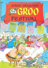 Cover Thumbnail for The Groo Festival (Marvel, 1993 series)