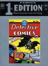 Cover Thumbnail for Famous First Edition (DC, 1974 series) #C-28