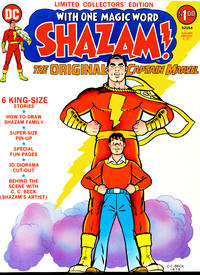 Cover for Limited Collectors' Edition (DC, 1972 series) #C-21
