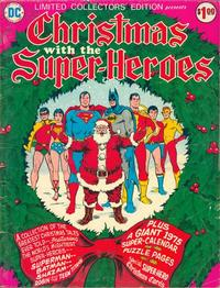 Cover Thumbnail for Limited Collectors' Edition (DC, 1972 series) #C-34