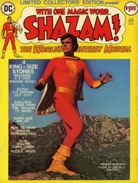 Cover for Limited Collectors' Edition (DC, 1972 series) #C-35