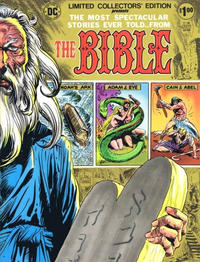 Cover Thumbnail for Limited Collectors' Edition (DC, 1972 series) #C-36
