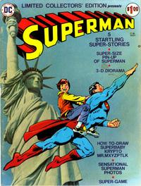 Cover for Limited Collectors' Edition (DC, 1972 series) #C-38