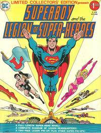 Cover Thumbnail for Limited Collectors' Edition (DC, 1972 series) #C-49
