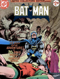 Cover Thumbnail for Limited Collectors' Edition (DC, 1972 series) #C-51