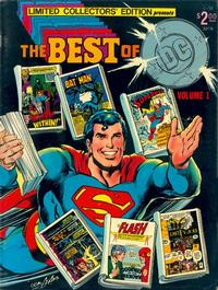 Cover Thumbnail for Limited Collectors' Edition (DC, 1972 series) #C-52