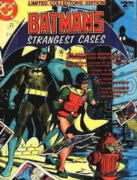 Cover Thumbnail for Limited Collectors' Edition (DC, 1972 series) #C-59