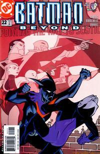 Cover Thumbnail for Batman Beyond (DC, 1999 series) #22