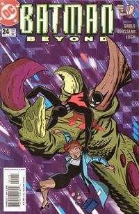 Cover Thumbnail for Batman Beyond (DC, 1999 series) #24