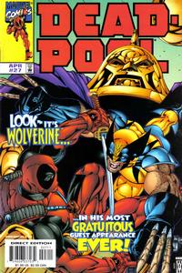 Cover Thumbnail for Deadpool (Marvel, 1997 series) #27 [Direct Edition]