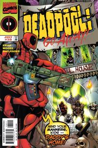 Cover Thumbnail for Deadpool (Marvel, 1997 series) #30 [Direct Edition]