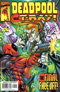 Cover Thumbnail for Deadpool (Marvel, 1997 series) #33 [Direct Edition]