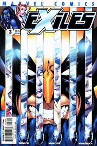 Cover Thumbnail for Exiles (Marvel, 2001 series) #3 [Direct Edition]