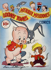 Cover Thumbnail for Looney Tunes and Merrie Melodies Comics (Dell, 1941 series) #4