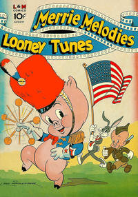 Cover Thumbnail for Looney Tunes and Merrie Melodies Comics (Dell, 1941 series) #10