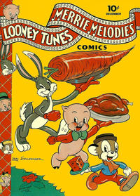 Cover Thumbnail for Looney Tunes and Merrie Melodies Comics (Dell, 1941 series) #14
