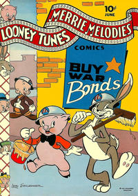 Cover Thumbnail for Looney Tunes and Merrie Melodies Comics (Dell, 1941 series) #20