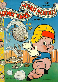 Cover Thumbnail for Looney Tunes and Merrie Melodies Comics (Dell, 1941 series) #24