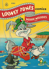 Cover Thumbnail for Looney Tunes and Merrie Melodies Comics (Dell, 1941 series) #60