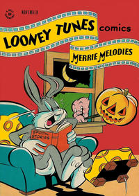 Cover Thumbnail for Looney Tunes and Merrie Melodies Comics (Dell, 1941 series) #61