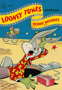 Cover Thumbnail for Looney Tunes and Merrie Melodies Comics (Dell, 1941 series) #73