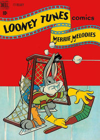 Cover Thumbnail for Looney Tunes and Merrie Melodies Comics (Dell, 1941 series) #76