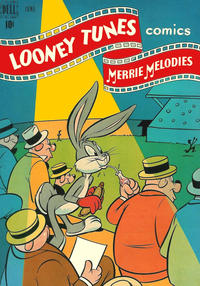 Cover Thumbnail for Looney Tunes and Merrie Melodies Comics (Dell, 1941 series) #92