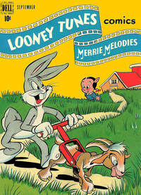 Cover Thumbnail for Looney Tunes and Merrie Melodies Comics (Dell, 1941 series) #95