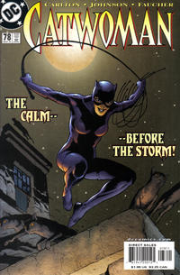Cover Thumbnail for Catwoman (DC, 1993 series) #78
