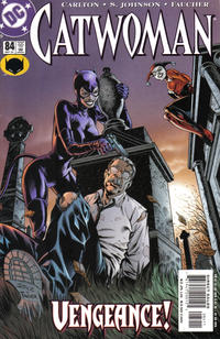 Cover Thumbnail for Catwoman (DC, 1993 series) #84