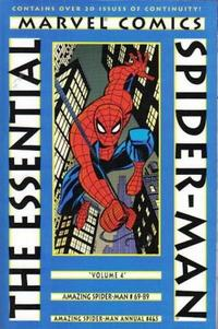 Cover Thumbnail for The Essential Spider-Man (Marvel, 1996 series) #4