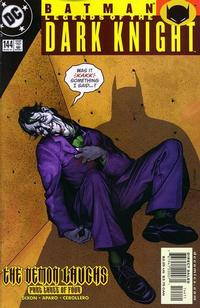 Cover Thumbnail for Batman: Legends of the Dark Knight (DC, 1992 series) #144
