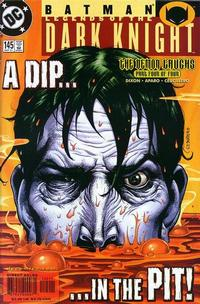 Cover Thumbnail for Batman: Legends of the Dark Knight (DC, 1992 series) #145