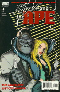 Cover Thumbnail for Angel and the Ape (DC, 2001 series) #1