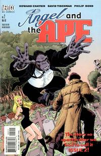 Cover Thumbnail for Angel and the Ape (DC, 2001 series) #2