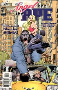 Cover Thumbnail for Angel and the Ape (DC, 2001 series) #3
