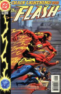 Cover Thumbnail for Flash (DC, 1987 series) #145 [Direct Sales]