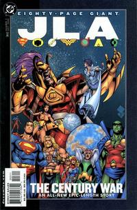 Cover Thumbnail for JLA 80-Page Giant (DC, 1998 series) #3 [Direct Sales]