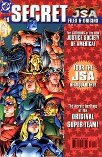 Cover Thumbnail for JSA Secret Files (DC, 1999 series) #1