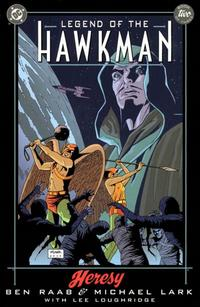 Cover Thumbnail for Legend of the Hawkman (DC, 2000 series) #2
