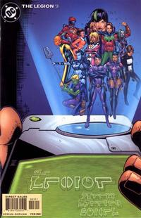 Cover Thumbnail for The Legion (DC, 2001 series) #3